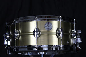 "14"" x6"" DS Rebel - Brass Snare"