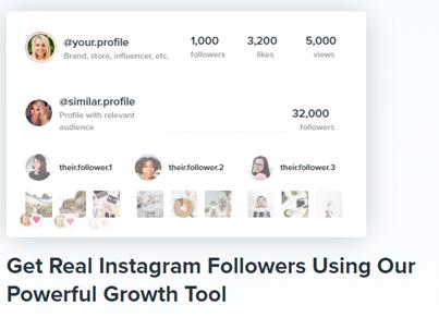 How to get sponsored on Instagram using kicksta