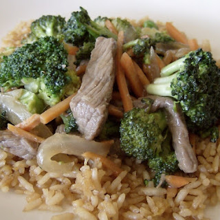 Easy Broccoli and Beef