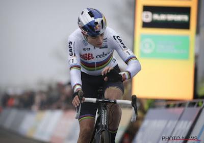 """Wout Van Aert tevreden met terugkeer ex-wereldkampioenen: """"Hun terugkeer brengt hoe dan ook extra aandacht met zich mee"""""""