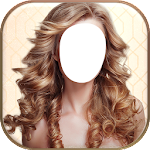 Hairstyle Beauty Photo Editor Icon
