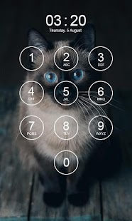 Cats Lock Screen 4K : Sweet Cats - náhled