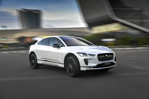 The Jaguar I-Pace is the king of electric cars.