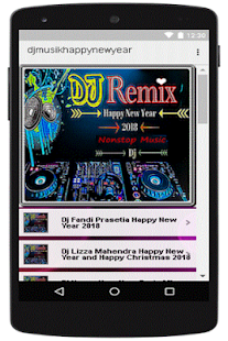 Dj Musik Happy New Year - náhled