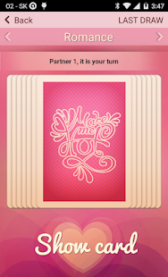 Couple foreplay sex card game- screenshot thumbnail