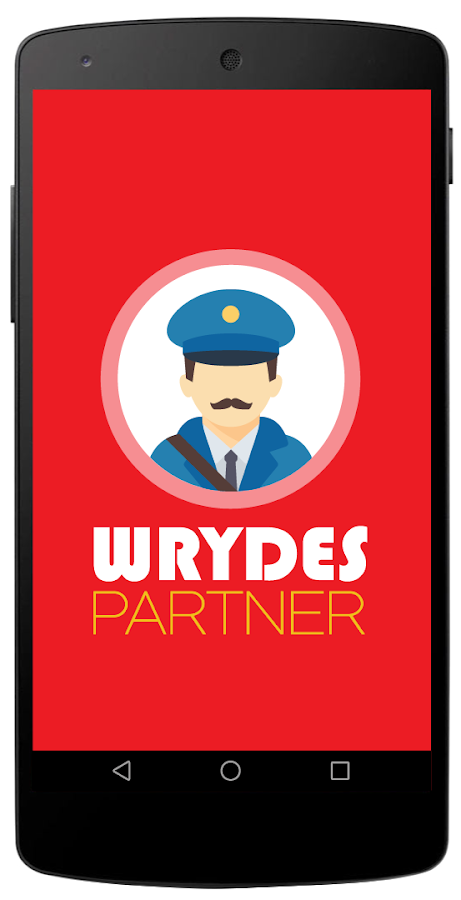 Wrydes Partner- screenshot