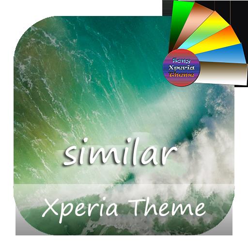 Xperia™ Theme - similar