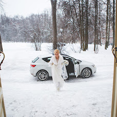 Wedding photographer Ekaterina Gudkova (g-katrin). Photo of 05.03.2015