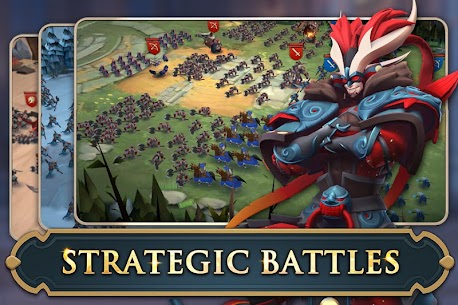 Mobile Royale MMORPG – Build a Strategy for Battle 2