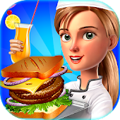 Food Truck Cashier & Cooking Game 🍔