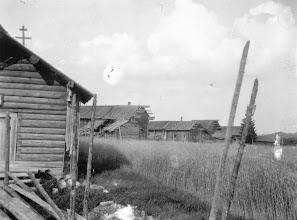 Photo: Vanha viljelys-kylamaisema
