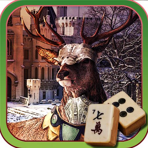 Mahjong Animal Kingdom Knights