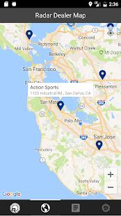 Radar Skis Info - náhled