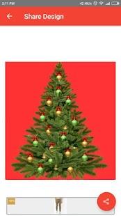 Christmas Tree Decoration - náhled