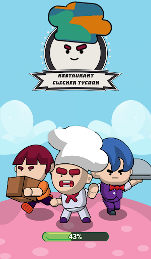 Restaurant Clicker Tycoon ss1