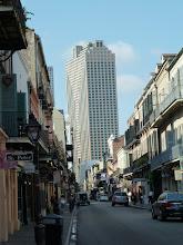Photo: downtown vu de St Peter Street