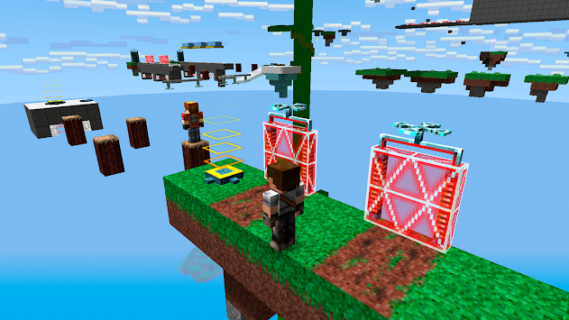 3D Pixel Gun (Pocket Edition) APK screenshot thumbnail 14