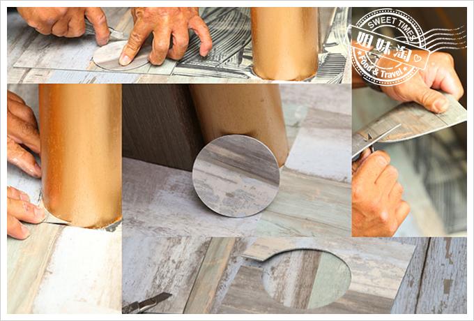 富銘塑膠地板Green-Flor 台南塑膠地板