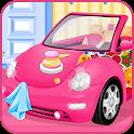 Super car wash icon