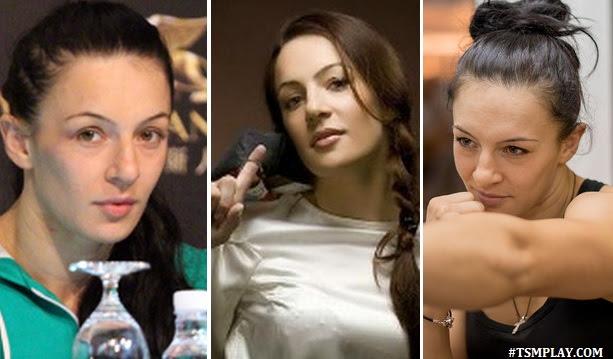 top fighter girl in UFC