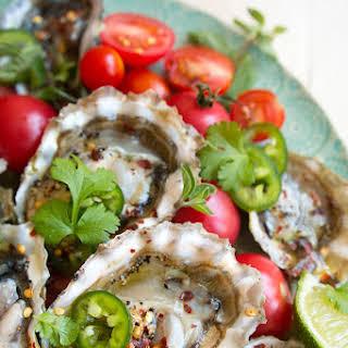 Oysters Olé.