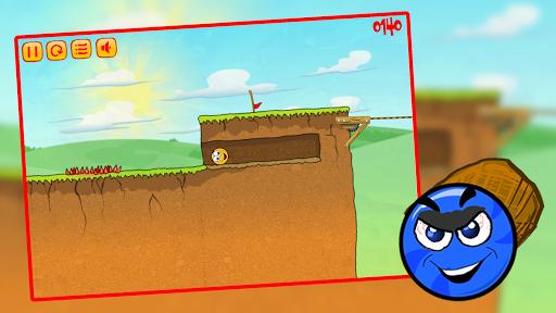 Code Triche Roller Ball 3: Red Bounce Ball Love Adventure APK MOD screenshots 4