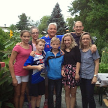Photo: I met Claudia and Jurgen when they were teenagers....they have a beautiful family!