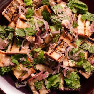 Vietnamese Grilled Eggplant Salad Recipe
