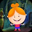 Best Escape Game - 442 Skipping Girl Escape Game icon