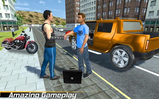 Real Gangster Grand City - Crime Simulator Game 2 screenshots 4