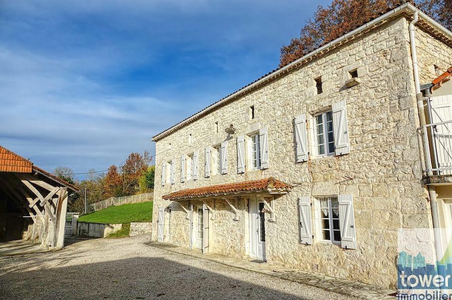 Vente propriété 7 pièces 200 m² à Belvèze (82150), 295 000 €