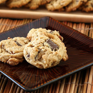 Oatmeal Chocolate Chip Cowboy Cookies.