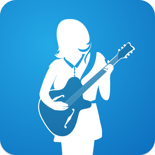 Coach Guitar: How to Play Easy Songs, Tabs, Chords Icon