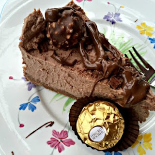 Nutella Chocolate Cheesecake Recipes