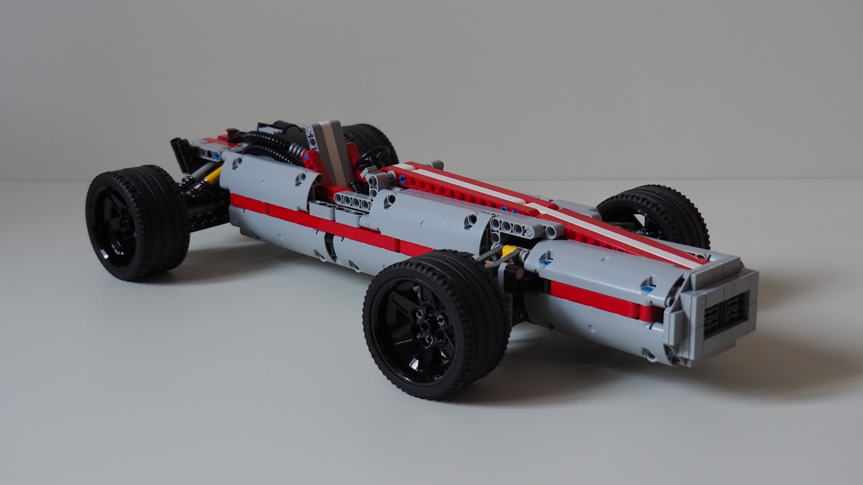 MOC] Old Race Car - LEGO Technic, Mindstorms & Model Team ...