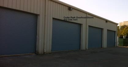 Photo: Rolling Steel Doors