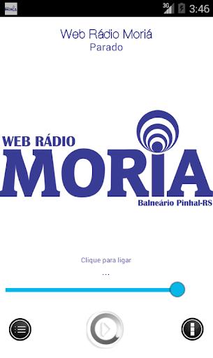 Web Rádio Moriá