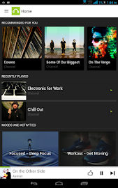 Earbits Music Discovery Radio Screenshot 11