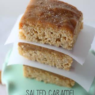 Caramel Rice Krispies Recipes.