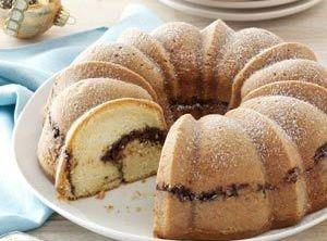 Incredible Fruit Coffee Cake Recipe