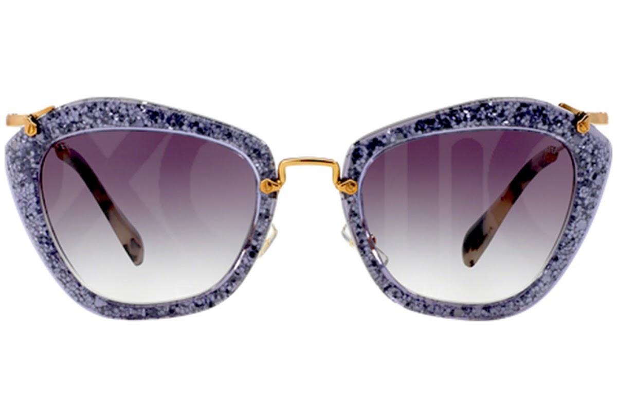 Comprar Gafas de sol Miu Miu Noir MU 10NS C55 TKC4W1 | opti.fashion