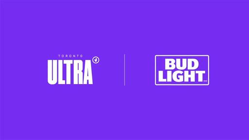 Toronto Ultra and Bud Light partnership marks the beginning of a new era