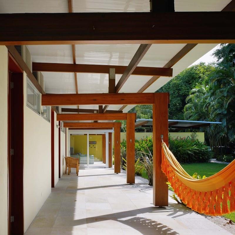 Casa en Praia Preta - Nitsche Arquitetos