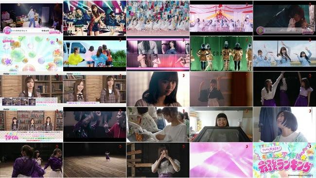 190614 (720p+1080i) MusicJapan アイドル大好き! ギュギュッとアイドル 最強ランキング 乃木坂46が登場!