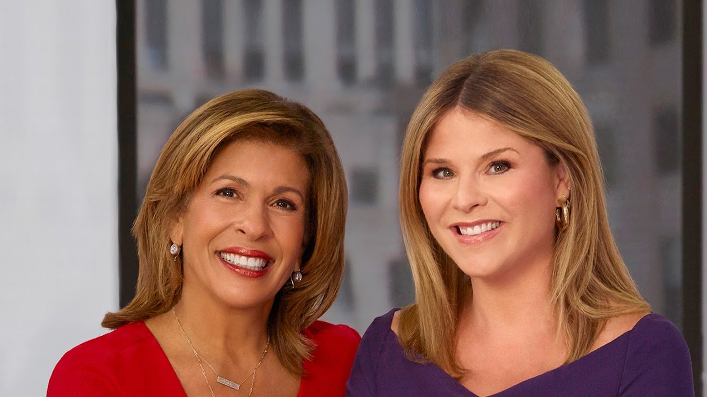 Watch Today With Hoda & Jenna live