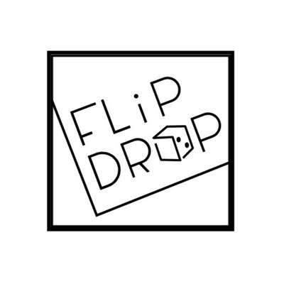 FLiP DROP:ロゴ