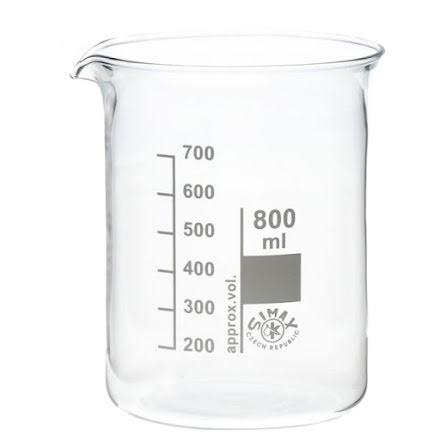 Becherglas 800 ml