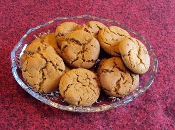 Ginger Krinkles Recipe