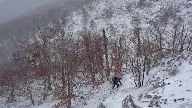 Photo: Na izlasku iz šumarka orijentacija postaje nešto lakša