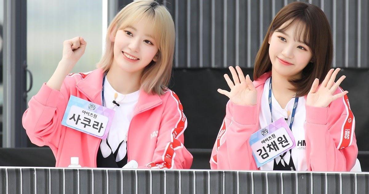 HYBE's New Girl Group Is Reportedly Attempting To Recruit IZ*ONE's Kim Chaewon And Miyawaki Sakura To Join